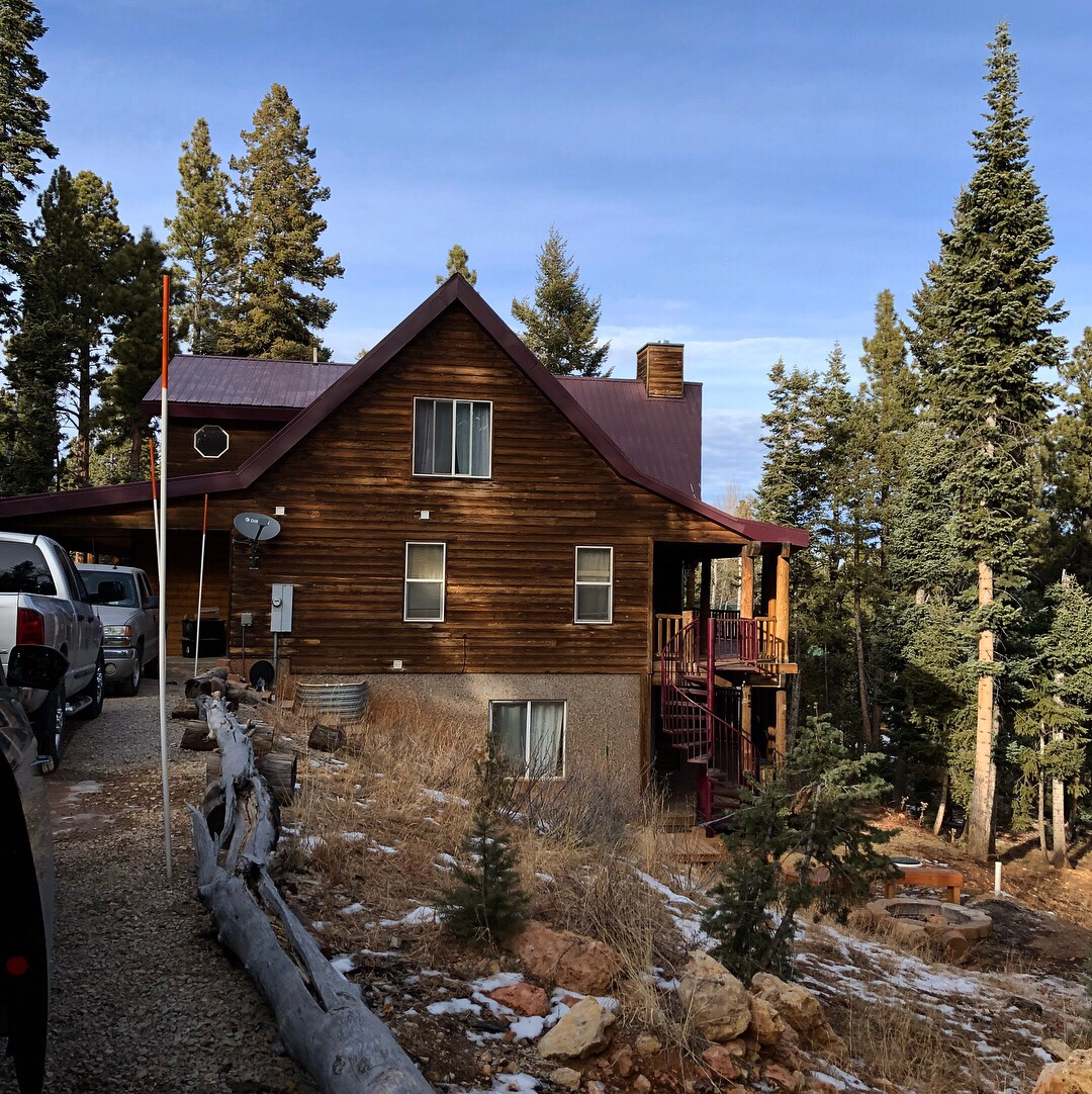 A Cabin Tale